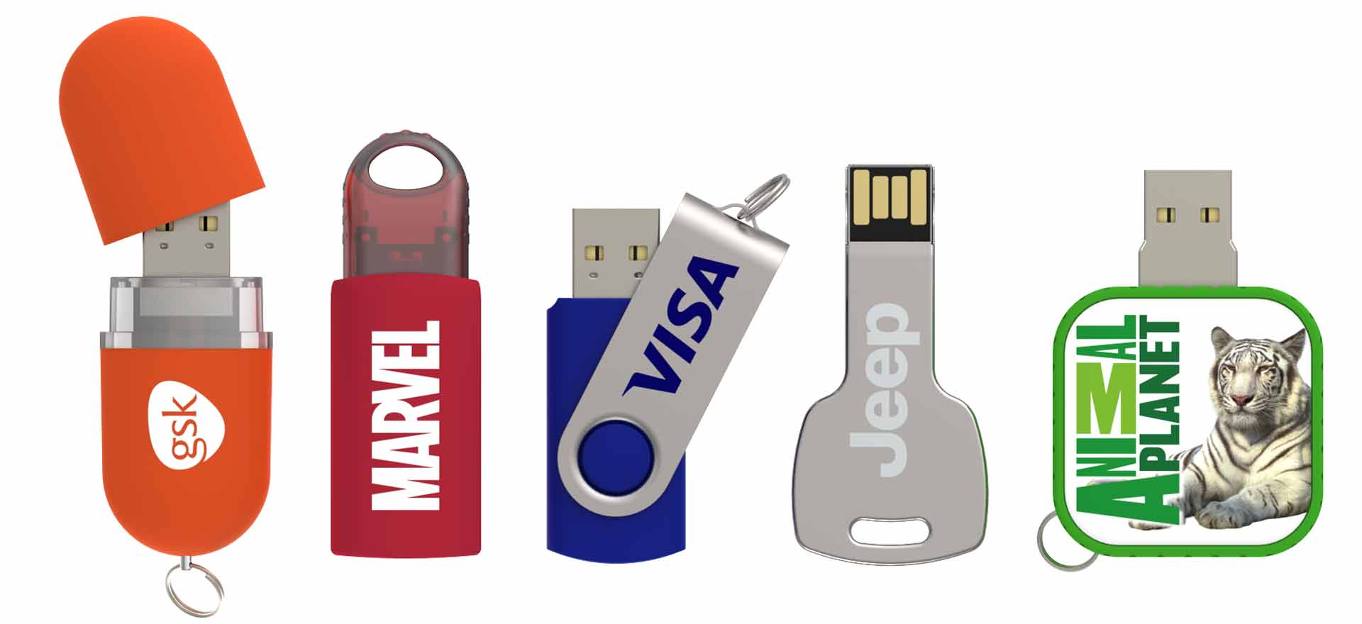 USB Sticks in 5 Days!