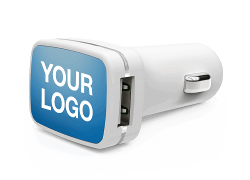 Vista - Logo Car Chargers