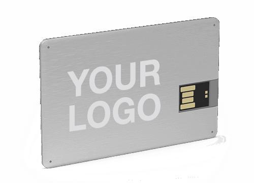 Alloy - Credit Card Flash Drive