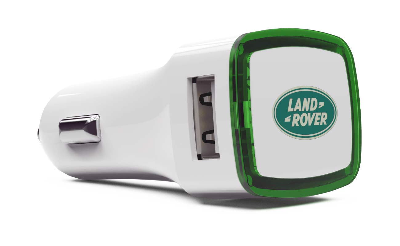Duo - Branded Car Charger