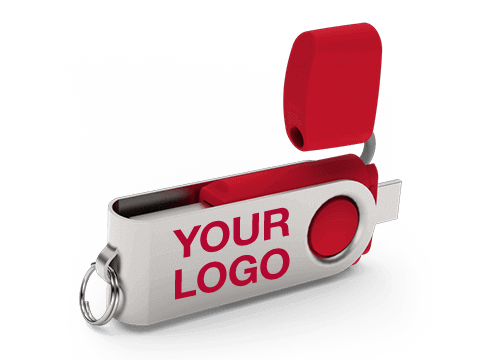 Twister Go - Personalised USB Stick