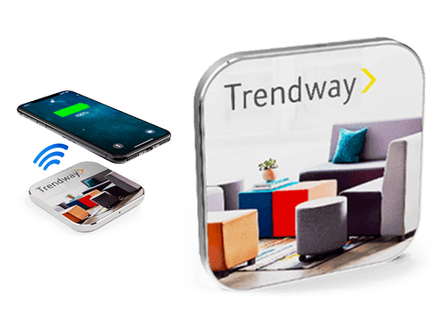 Edge - Customized Wireless Charger