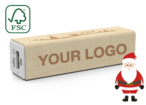 Maple Christmas - Buy Power Bank