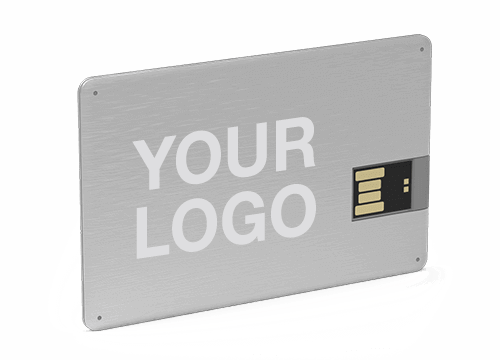 Alloy - USB Credit Card