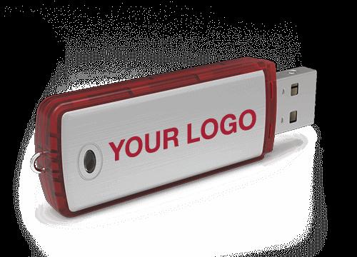 Classic - Personalised USB