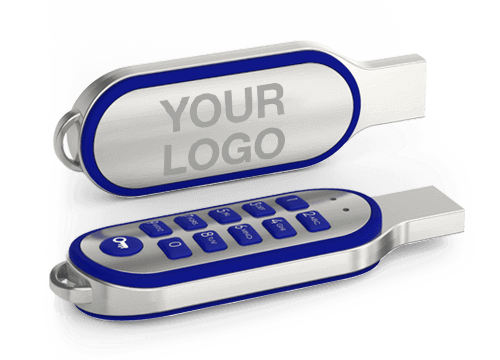 Code - Custom USB with Keypad