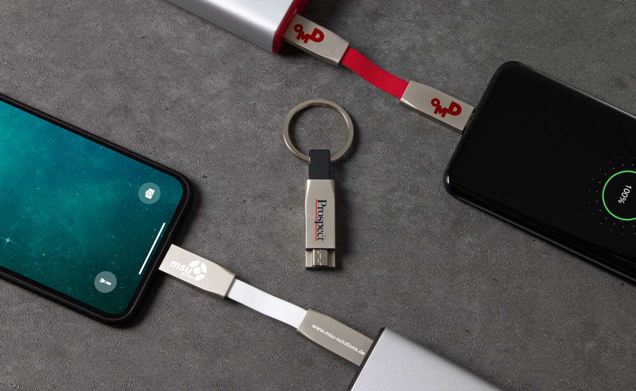 Connex - Promotional USB Cable Bundles
