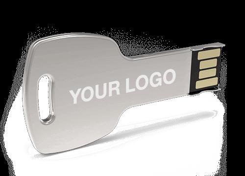 Key - Personalised Memory Sticks