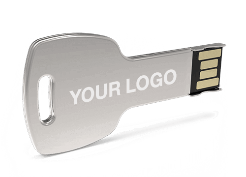 Key - Personalised Memory Sticks