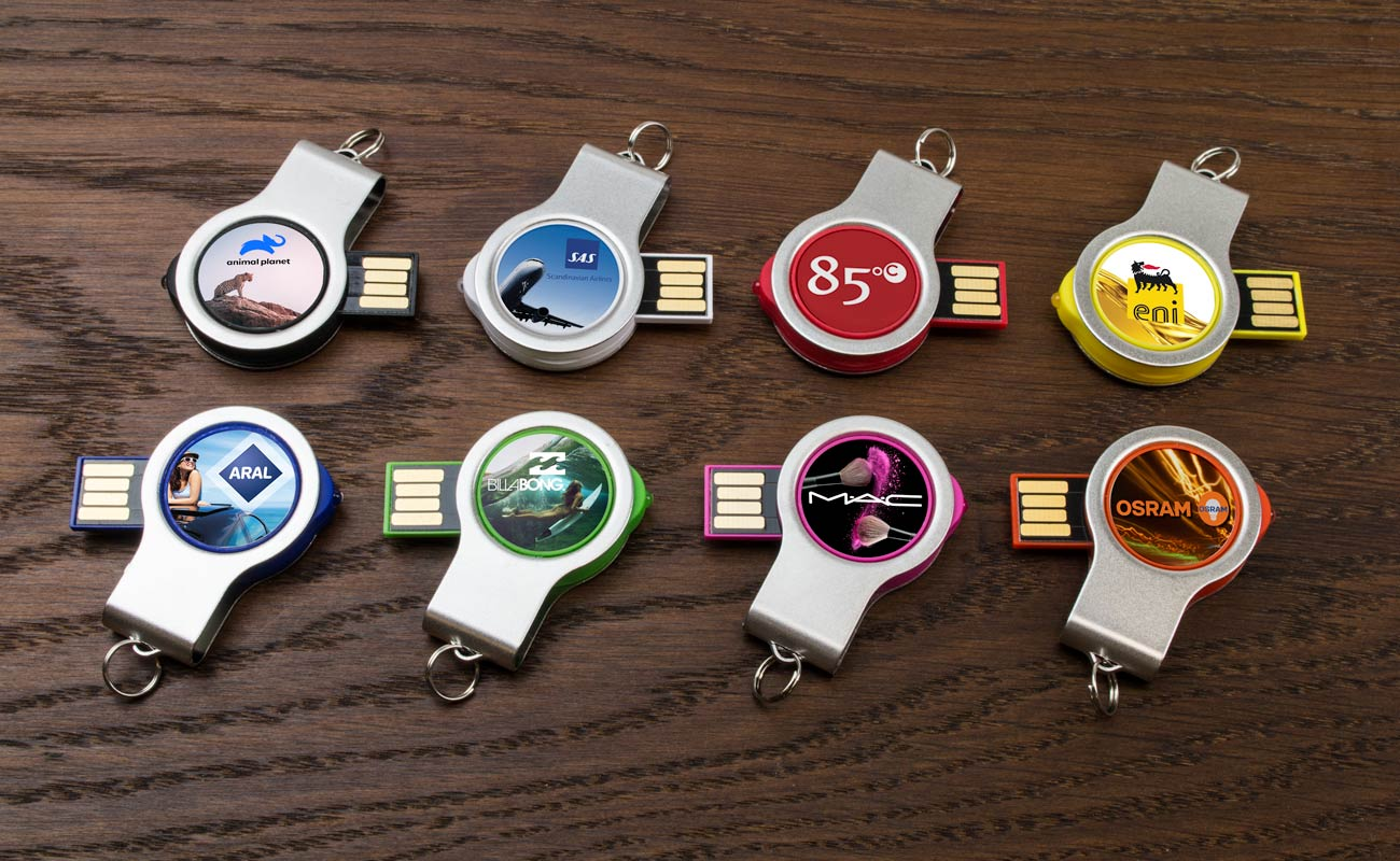 Light - Personalised USB