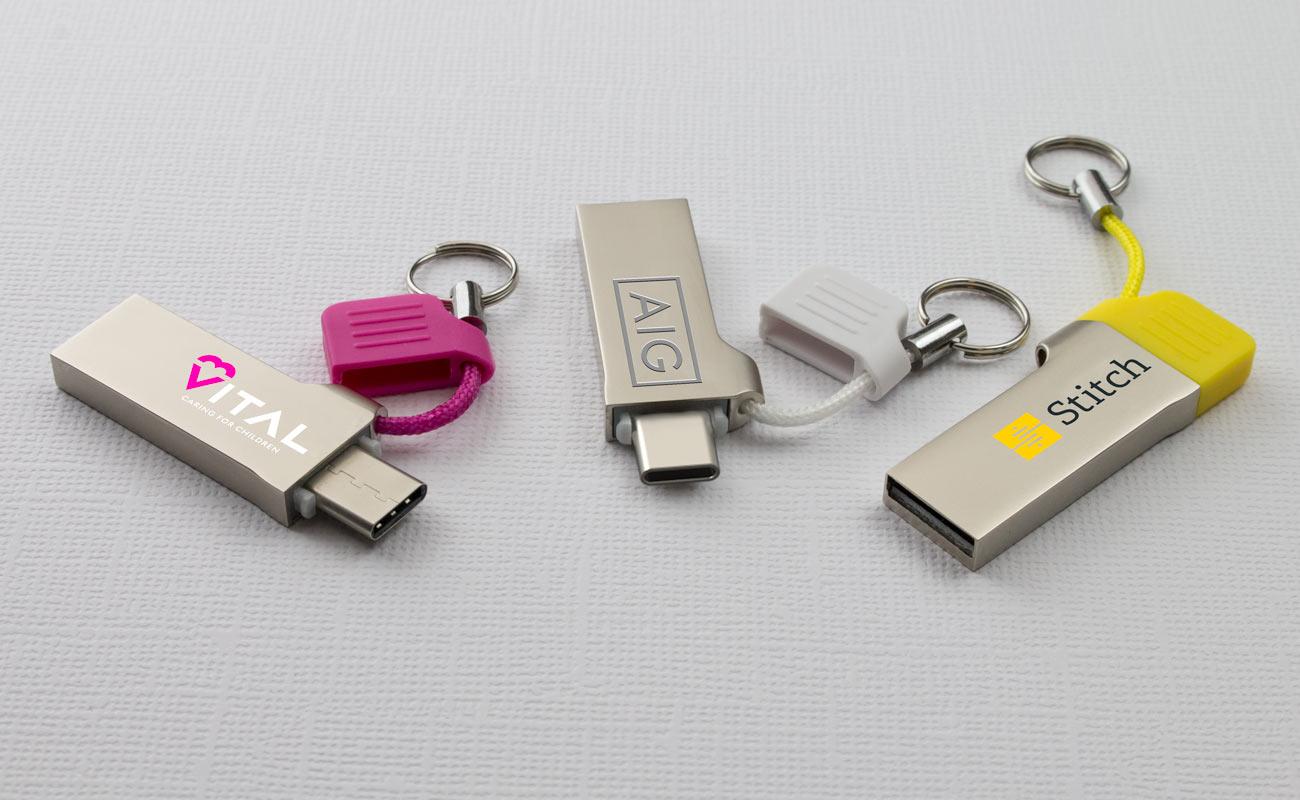 Lynx - Personalised USB