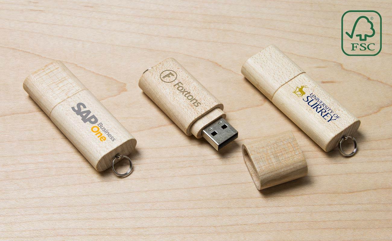 Nature - Personalised USB
