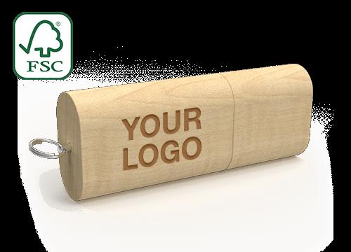 Nature - Wood USB