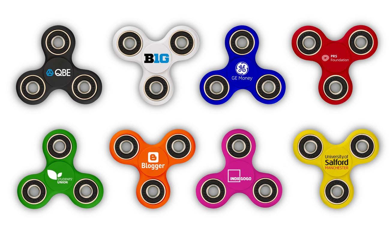 Sport - Custom Fidget Spinner