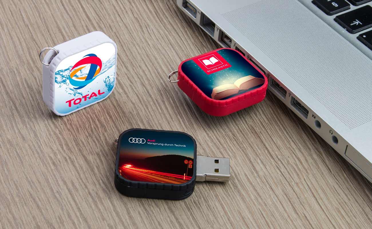Trix - Personalised USB
