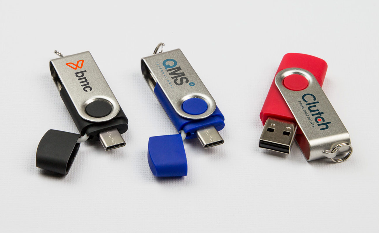 Twister Go - Personalised USB