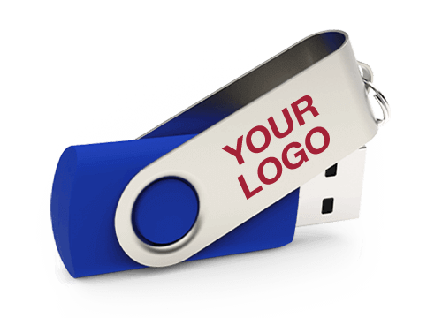 Twister - Personalised USB
