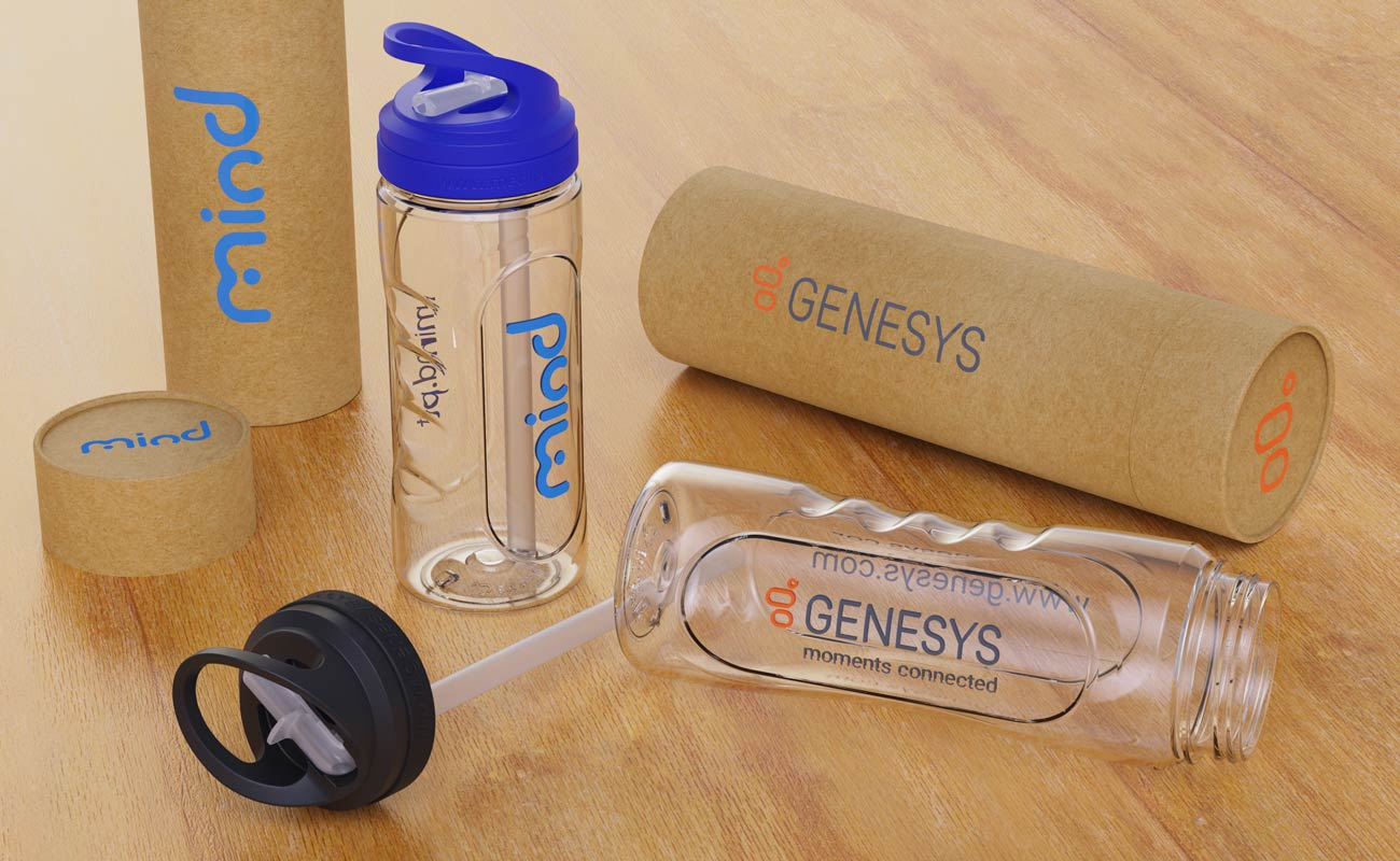 Wave - Personalised Water Bottles